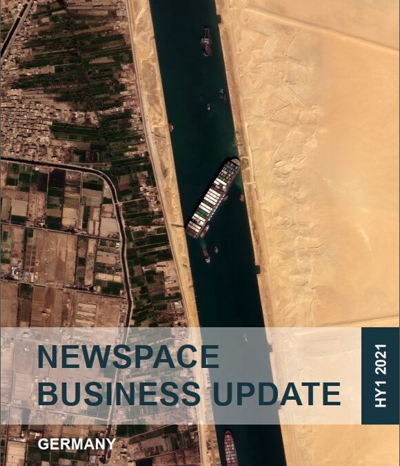 NewSpace Business Update Report (HY1 2021) is out now